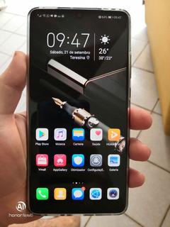 Huawei Mate 20x 128 E 6gb Mais Capa Flip Mais Película