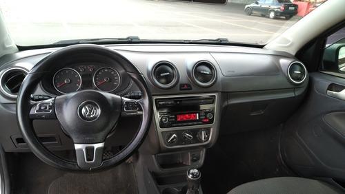 Imagem 1 de 8 de Volkswagen Voyage 1.6 City Flex