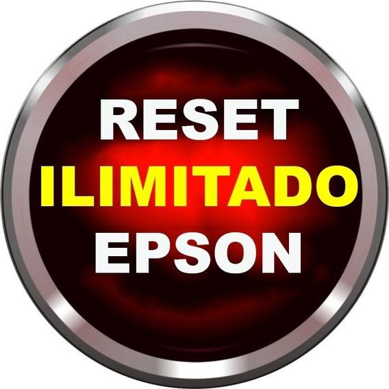 Reset Impressora Epson Modelos L380 - L383 - L385 - L485