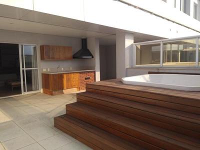 Cobertura Com 3 Dormitórios Para Alugar, 269 M² Por R$ 26.240/mês - Vila Nova Conceição - São Paulo/sp - Co0052