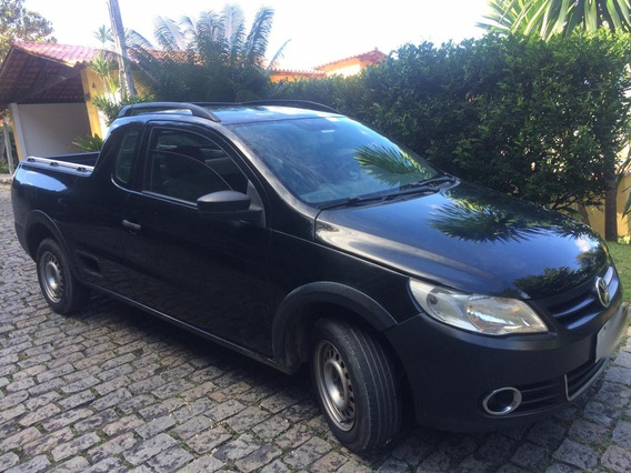 Vw Saveiro 2013/13 Ce 1.6 Flex Completo