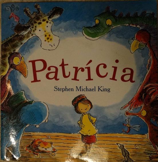 Livro: Patrícia.