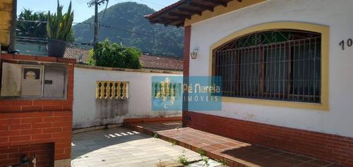 Casa Com 3 Dormitórios À Venda, 180 M² Por R$ 700.000,00 - Canto Do Forte - Praia Grande/sp - Ca0152