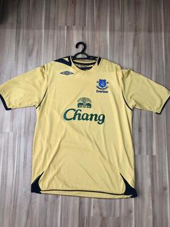 Camisa Everton Fc 2006-2007 Third L
