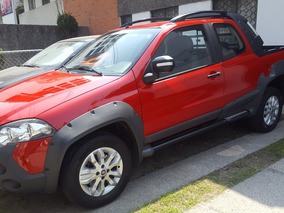 Fiat Strada 1.6 Adventure Cabina Doble Mt 2013