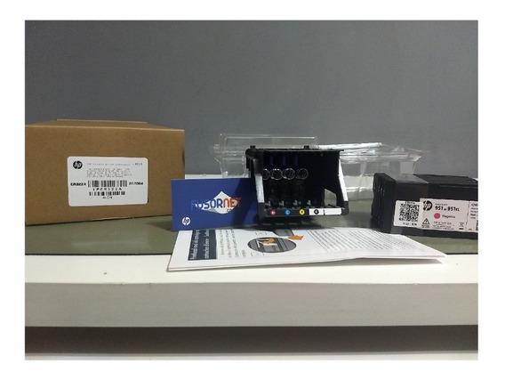 Cabeça De Impressão Hp 8100 8600 8610 8620 276 Pro Cartuchos