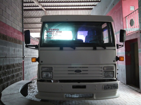 Ford Cargo 4030 Cavalo Mecânico