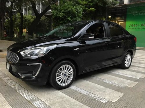 Imagen 1 de 15 de Ford Figo 2019 1.5 Titanium Sedan At