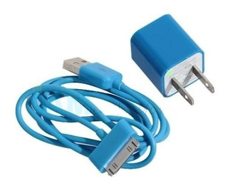 Cargador De Pared + Cable Usb iPhone 3g/3gs/4g/4s iPod