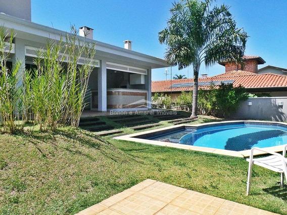 Casa À Venda Em Loteamento Alphaville Campinas - Ca009160
