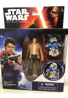 Star Wars The Force Awakens Poe Dameron Space Mission