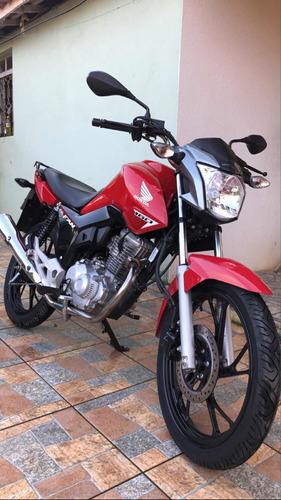 Imagem 1 de 2 de Honda Fan 160