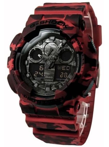 Relógio Casio Masculino G-shock Ga-100cm-4adr 1