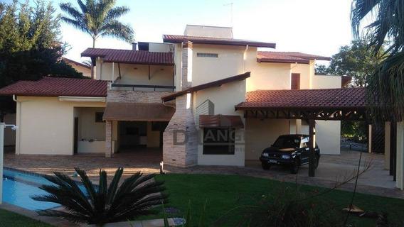 Casa Residencial Para Locação, Cidade Universitária, Campinas. - Ca12347