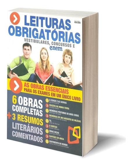 Leituras Obrigatórias Enem Concursos 6 Obras + 3 Resumos