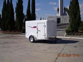 Caja Seca 1500kg Motos,refacciones,bodega,carga Gral