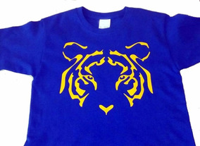 Camiseta Niño Tigre Personalizada