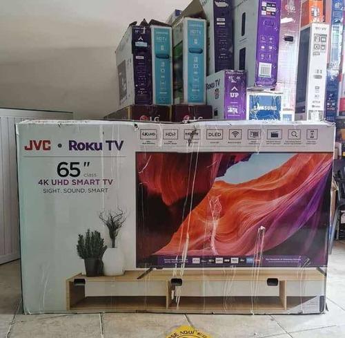 Tv Smart Roku 4k Uhd Garantía De 2 Años 8096275036 65 PuLG