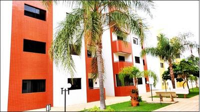 Apartamento Em Plano Diretor Norte, Palmas/to De 65m² 2 Quartos À Venda Por R$ 175.000,00 Ou Para Locação R$ 800,00/mes - Ap117616lr