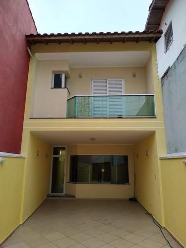 Casa Sobrado Em Sítio Da Figueira  -  São Paulo - 65