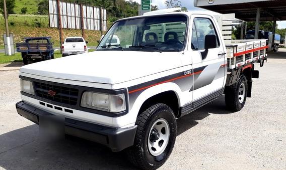 Chevrolet D-20 Carroceria Madeira
