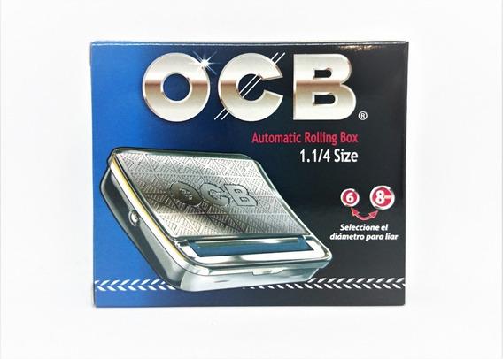 Armador De Cigarrillo Automático Ocb Metal 7mm 1 1/4 6mm 8mm