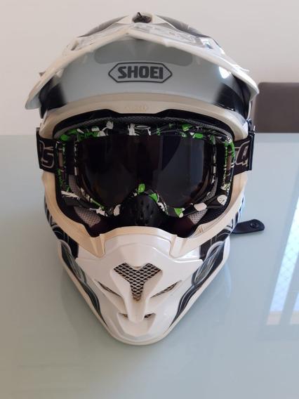 Capacete Shoei Motocross 59-60cm