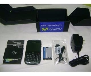 Blackberry Curve 9300.nuevo.movistar