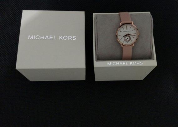 2×1 Relojes Michael Kors Color Oro Rosa Para Dama