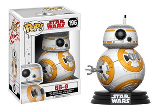 Funko Pop Star Wars: The Last Jedi Bb-8 #196