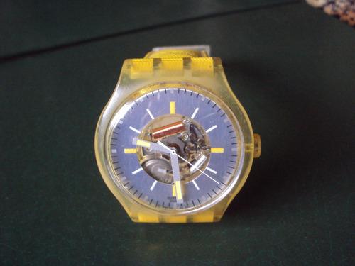 Relógio Swatch Amarelo