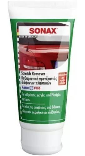 Imagen 1 de 2 de Pulidor De Acrílicos Y Plásticos Sonax Scratch Remover 75ml