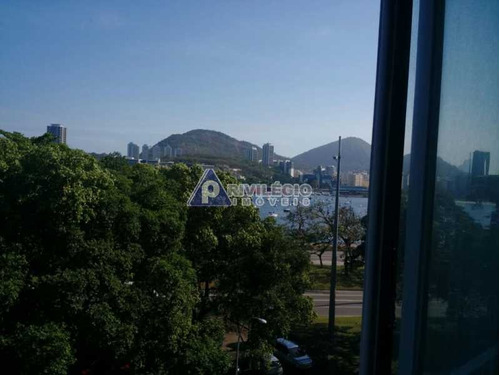 Apartamento À Venda, 4 Quartos, 1 Suíte, 2 Vagas, Flamengo - Rio De Janeiro/rj - 21418