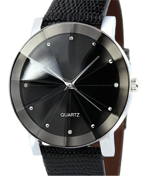 Relógio Feminino Luxo Casual Quartzo Pulseira Aço