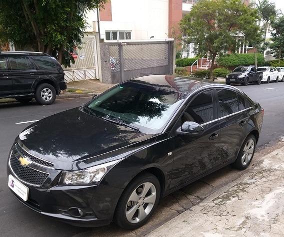 Cruze Lt Sedan 2012 Completo Ún. Dono Automático Suportecar