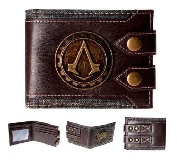 Cartera Assassins Creed Envío Gratis Billetera Gamer