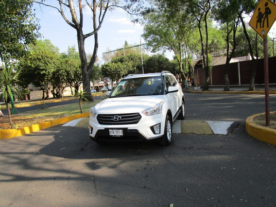 Hyundai Creta Gls Aut 2018 Con 20 Mil Km Único Dueño