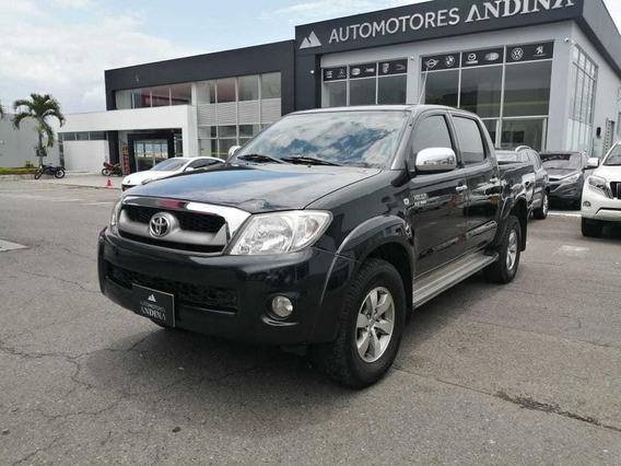 Toyota Hilux Mecanica 2009 2.7 4x4 945