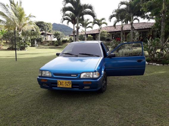 Mazda 323 Coupe. Sin Multas Al Dia En Todo