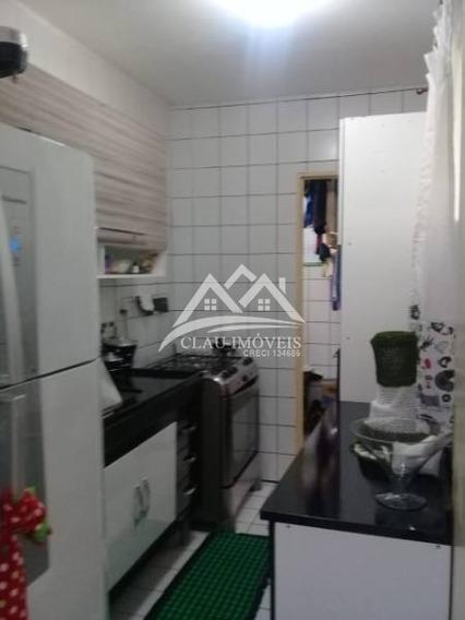Apartamento Em Condomínio Padrão Para Venda No Bairro Jardim Santo André, - 613