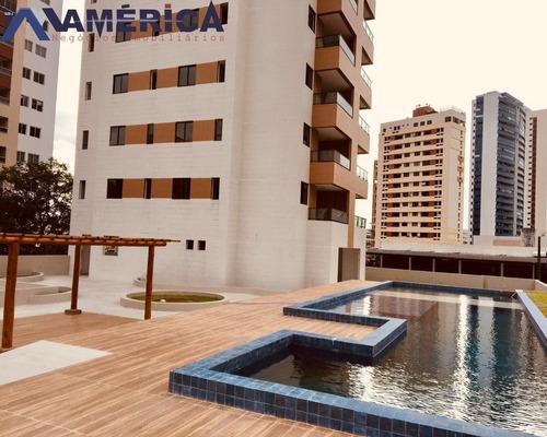 Apartamento Com 3 Dormitórios À Venda, 81,34 M² Por R$ 399.000 - Manaíra - João Pessoa/pb - Ap0395 - 67663908
