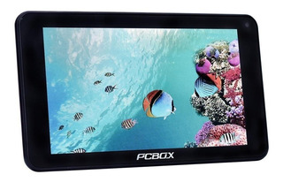 "Tablet Pcbox Kova PCB-T730 7"" 8GB negra con memoria RAM 1GB"