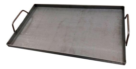 Bifera Plancha Con Asas 630x370mm Espesor 3mm