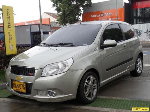 Chevrolet Aveo Emotion Limited