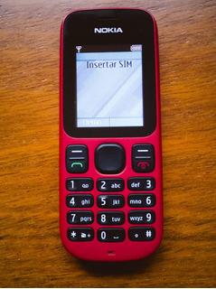 Celular Nokia 100.1 Movistar Impecable