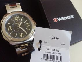 Relógio Suíço Wenger (victorinox) Masculino, S/ Uso Etiqueta
