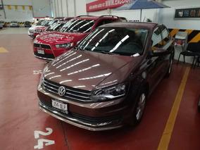 Volkswagen Vento Comfortline Aut 2017