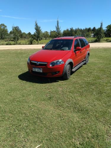 Fiat Palio Weekend Trekin Rural