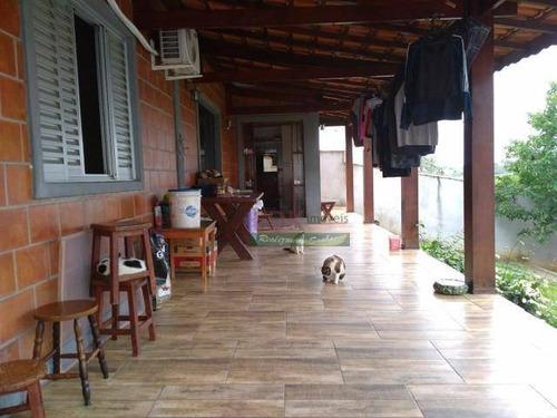 Imagem 1 de 5 de Casa Com 3 Dormitórios À Venda, 150 M² Por R$ 477.000 - Jardim Santa Tereza - Taubaté/sp - Ca5011