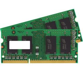 Kit 4gb ( 2x2gb ) Ddr3 1066/1067mhz P/ Apple Macbook Imac